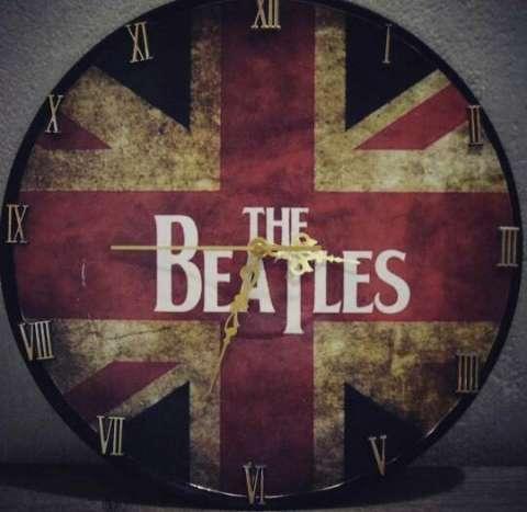 Relojes de discos de Vinilo