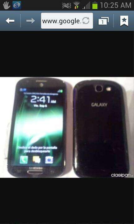 Samsung galaxy 4g americano