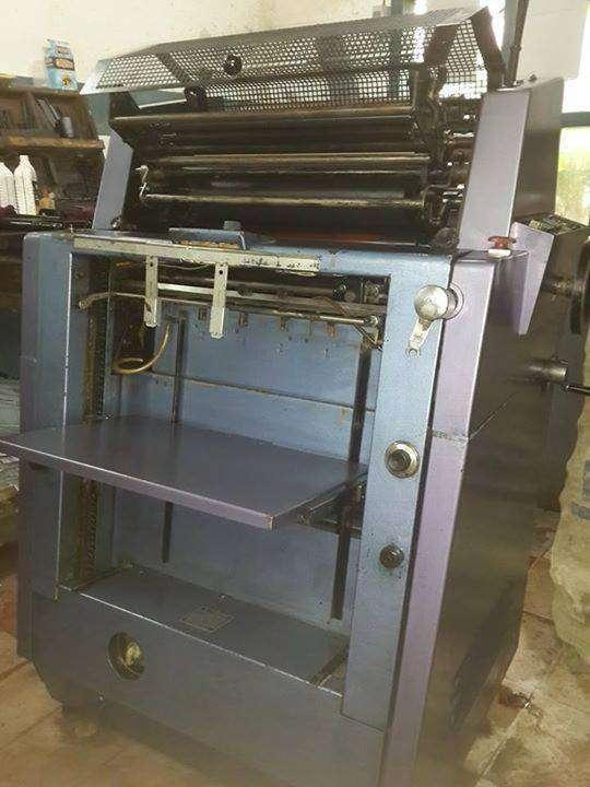 Maquinas Graficas - 6