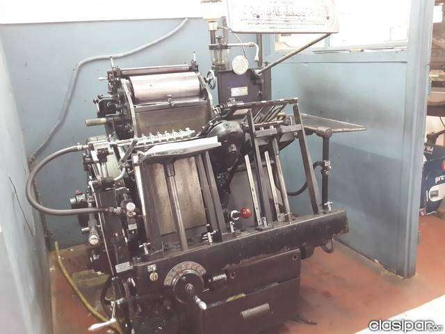 Maquinas Graficas - 7
