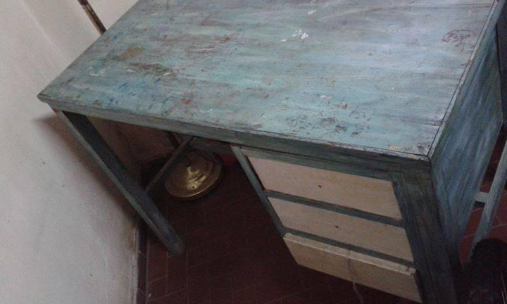 Escritorio leti gaona for Muebles de oficina quilmes andres baranda