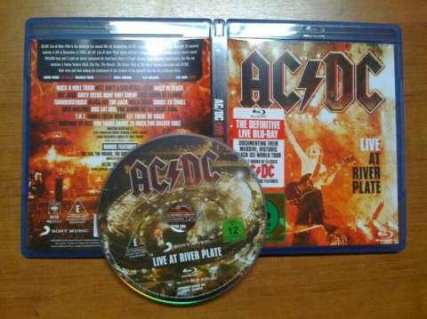 Concierto en Dvd AC/DC