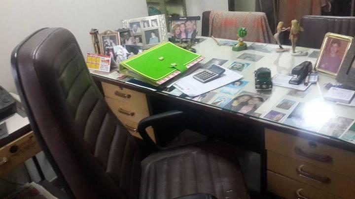 Muebles de oficina blanca salinas for Muebles salinas