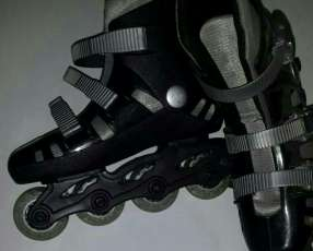 Roller calce 35 semi nuevo