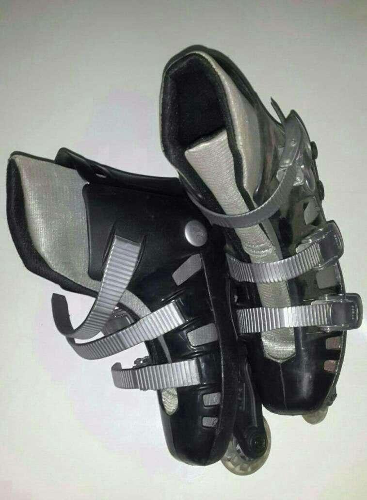Roller calce 35 semi nuevo - 2