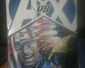 Comic de Avengers vs X-men volumen 2