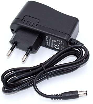 Transformador 12v 1.5A para router equipos varios de 12V - 0