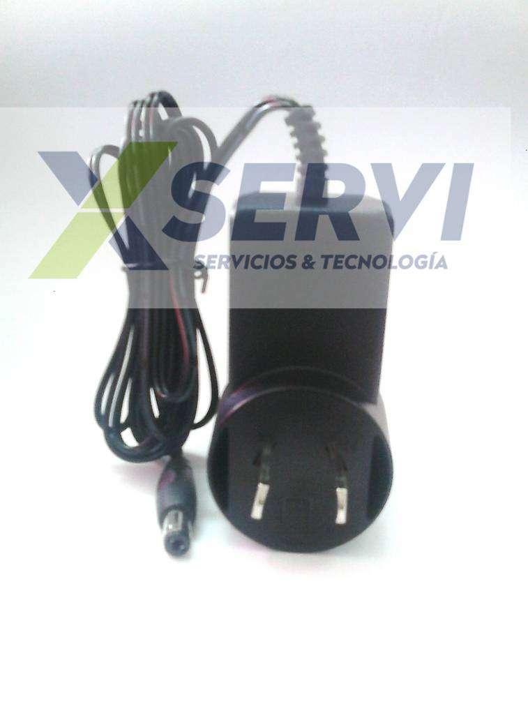 Cargador para Router Access Point Modem cámaras 12 V - 1
