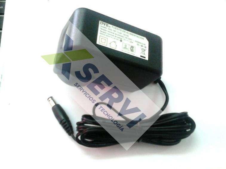 Transformador 12v 1.5A para Access Point Modem Camaras - 2