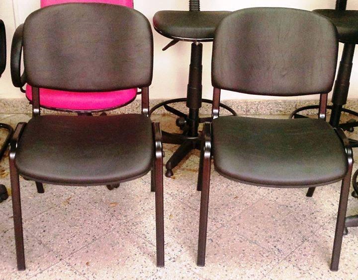 Sillas muebles de oficina alta resistencia econ mica for Muebles de oficina resistencia chaco