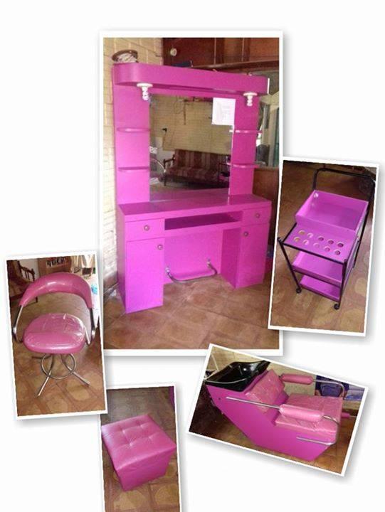 Fabricas De Muebles De Peluqueria : Muebles para peluquería bareiro diana hendyla