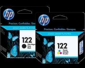 Tintas para impresoras Epson y Hp