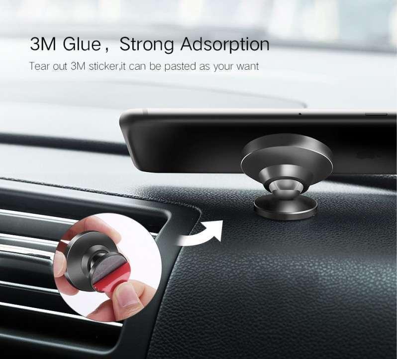 Soporte magnético para el celular para el tablero del auto - 6