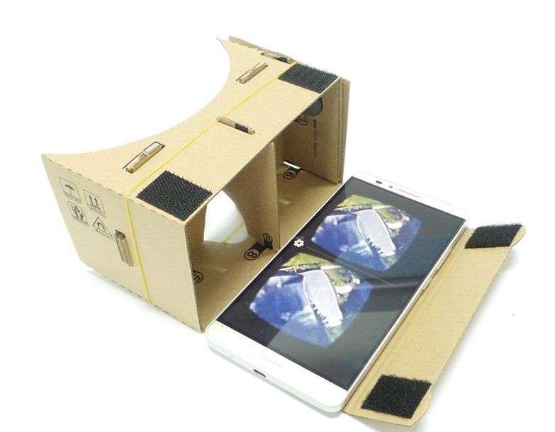 Lentes realidad virtual Google Cardboard 3D - 6