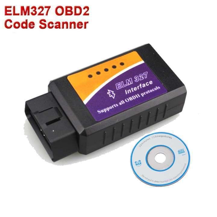 Escáner OBD2 ELM 327 - 3