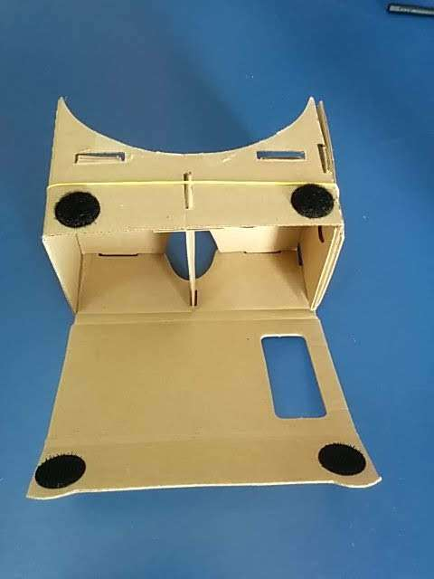 Lentes realidad virtual Google Cardboard 3D - 2