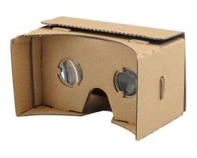 Lentes realidad virtual Google Cardboard 3D