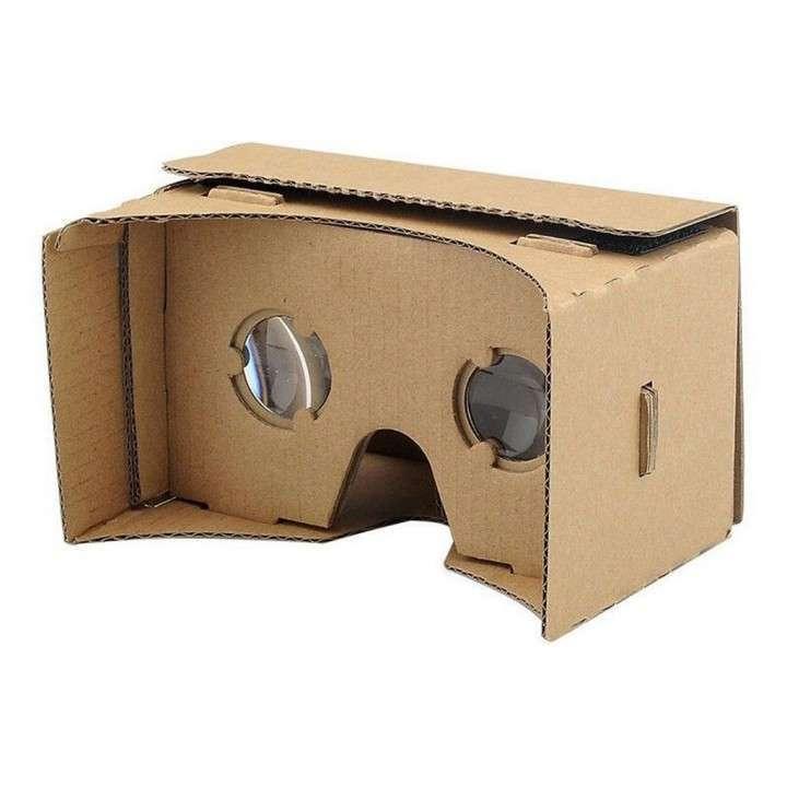 Lentes realidad virtual Google Cardboard 3D - 0