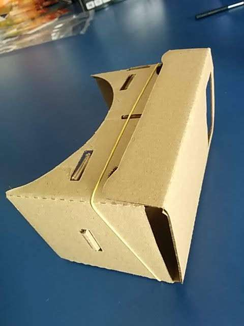 Lentes realidad virtual Google Cardboard 3D - 4