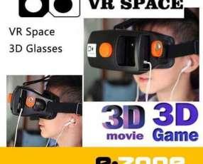 Space VR Lente realidad virtual 3D