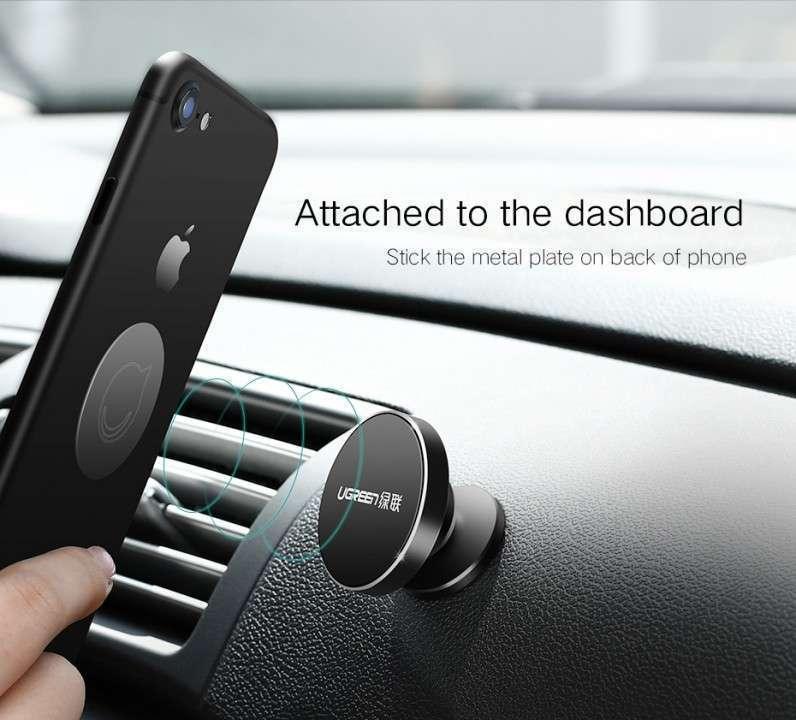 Soporte magnético para el celular para el tablero del auto - 5