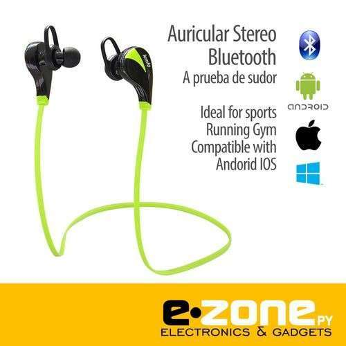 Auriculares Stereo a bluetooth - 0