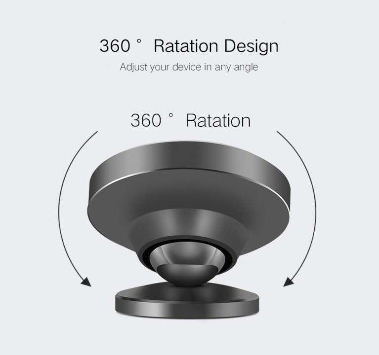 Soporte magnético para el celular para el tablero del auto - 8