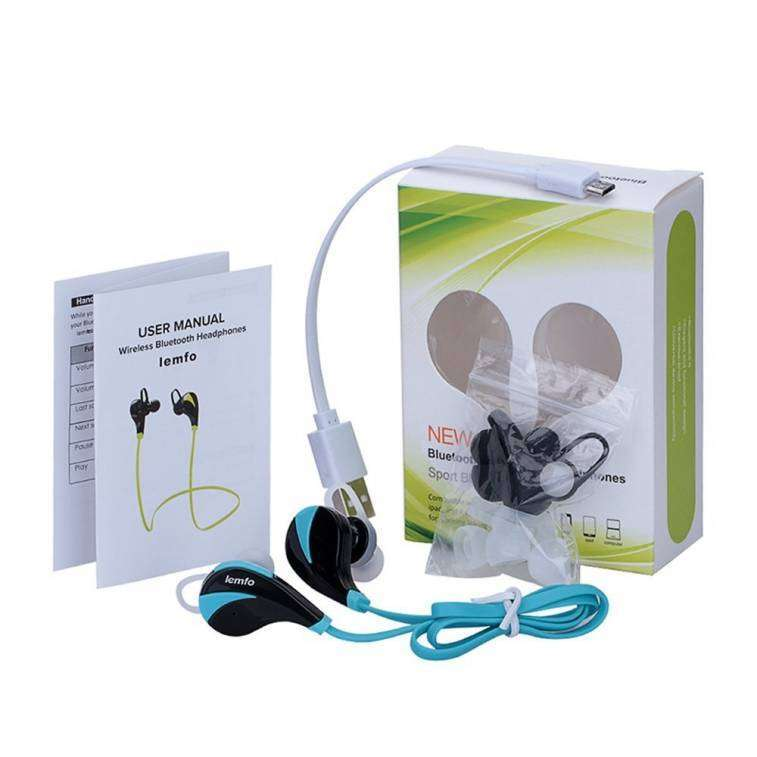 Auriculares Stereo a bluetooth - 4