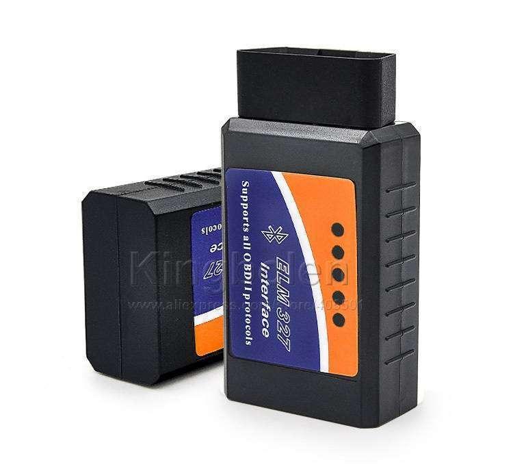 Escaner OBD2 ELM 327 - 1