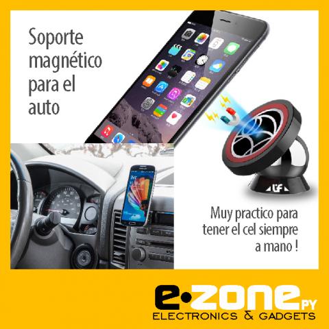 Soporte magnetico para el celular para el tablero del auto