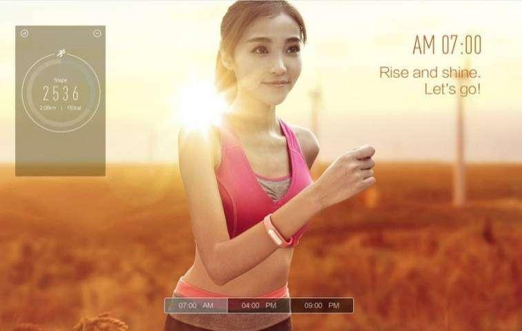 Xiaomi Mi band Smartband - 2