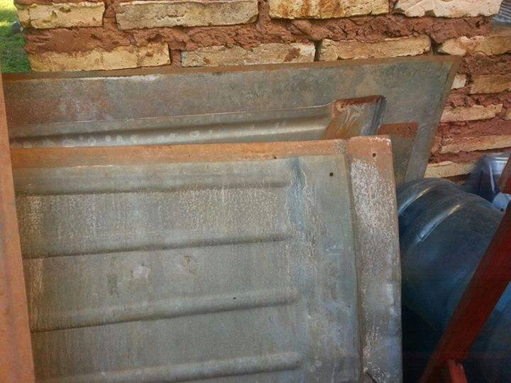 Chapa gruesa para puerta de metal carlos - Puerta de chapa ...