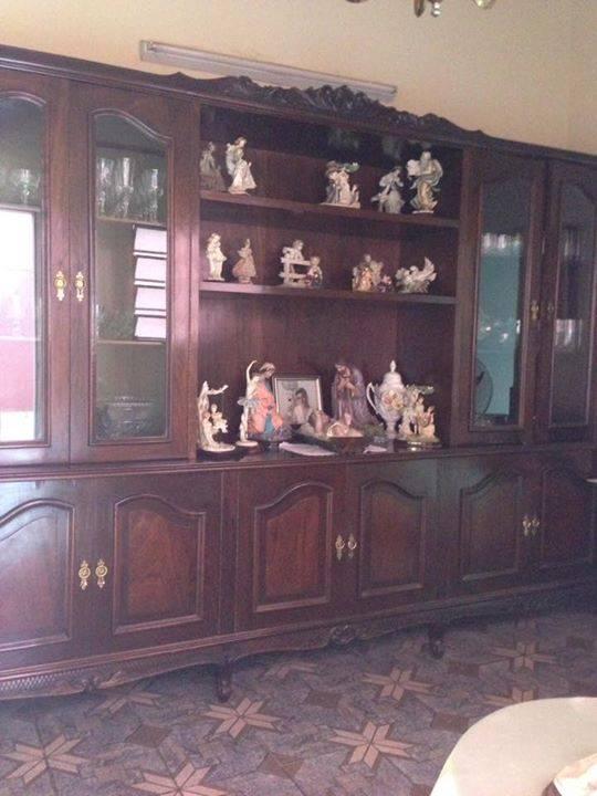 Muebles de madera tallado a mano jesus rios id 95168 - Muebles de 2 mano ...