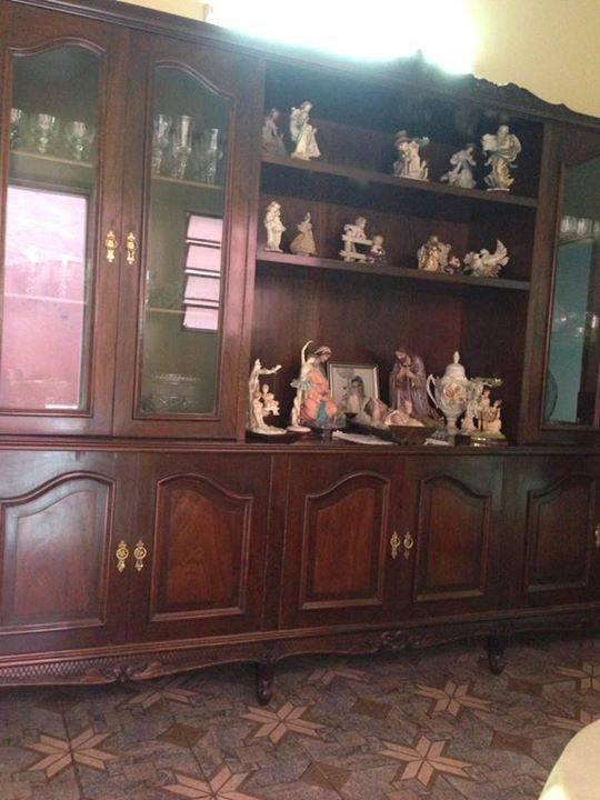Muebles De Madera Tallado A Mano