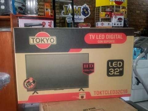 Tv Led 32 Pulgadas Tokyo con garantía escrita