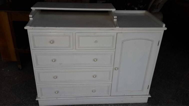 Comoda mueble con cambiador para beb lizzie id 99865 - Cambiador bebe para comoda ...
