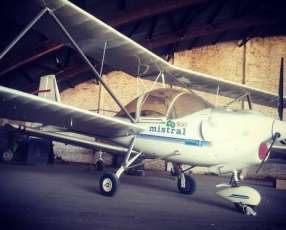 Avion ultraliviano /Ultraleve Mistral