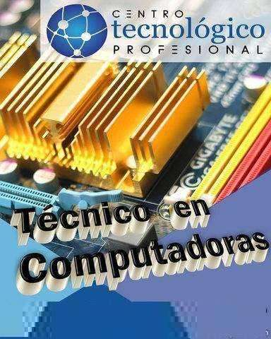 Curso Técnico en PC en Centro Tecnológico Profesional - 0