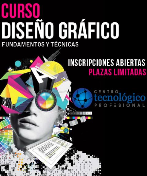 Curso de Diseño Gráfico Profesional - Centro Tecnológico Profesional