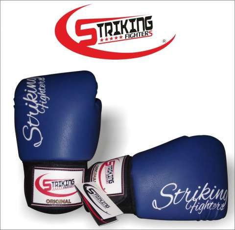 Guantes de Box Clasic Striking Fighters