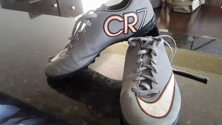 Nike Mercurial CR7 calce 34/35