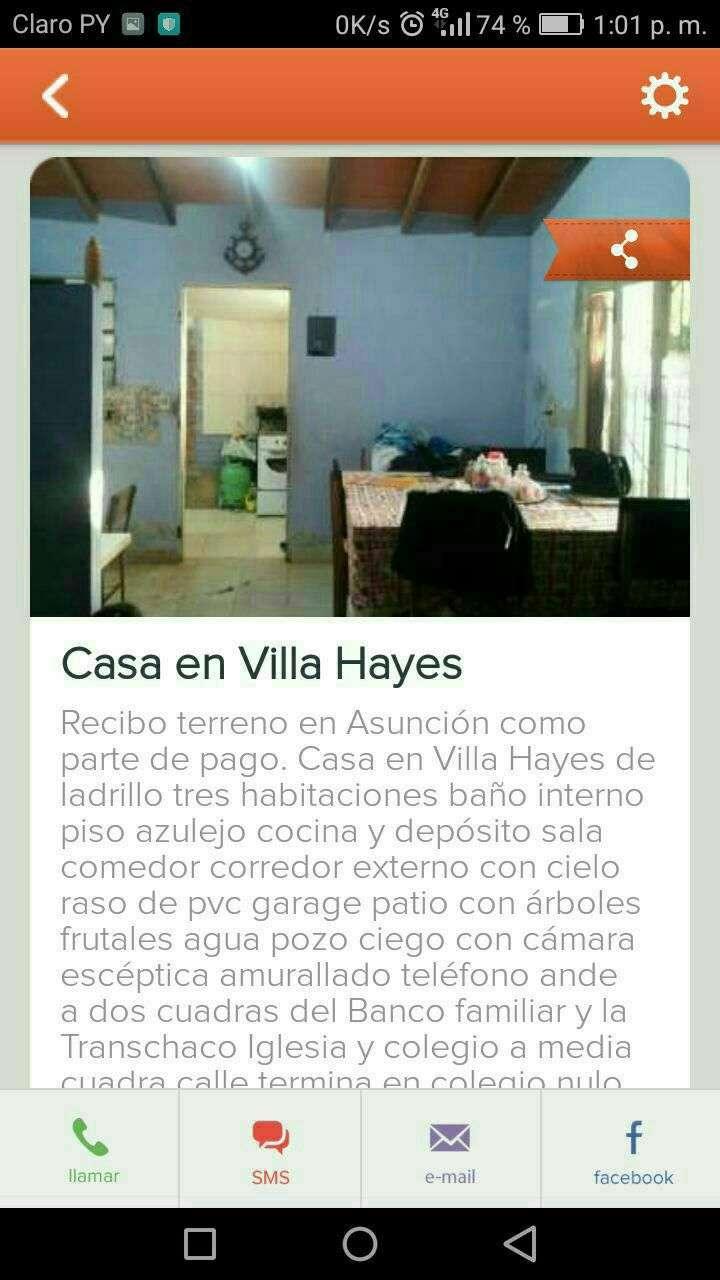 Casa en Villa Hayes - 2