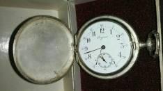 Reloj de 1911 del Paraguay
