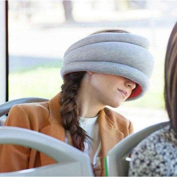Almohada para viajes y siestas - 0