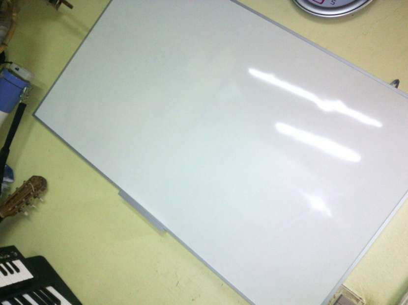 Pizarra Acrilico Blanco - 1