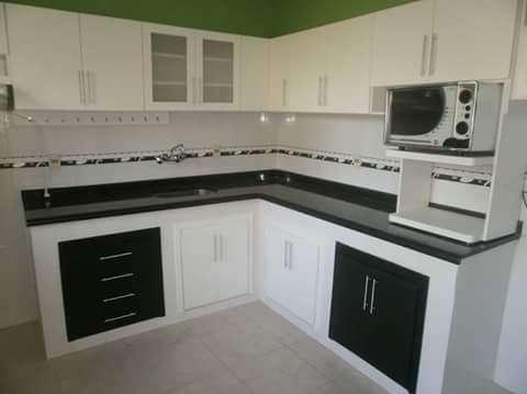 Mobiliarios de cocinas sobre medidas excelente calidad y terminación fina. - 1