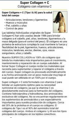 Super Colágeno + Vitamina C