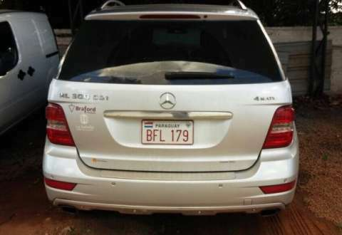 Mercedes Benz ML 300 CDI 2011 - 2