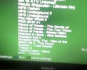 Disco duro HDD externo con 40 juegos de PS2