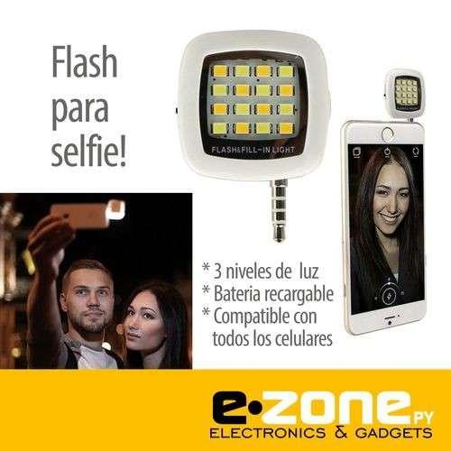 Flash led para smatphone - 0
